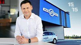 """15/15: """"Regitra"""" atnaujina vairavimo egzaminus – laukiančiųjų beveik 20 tūkst."""