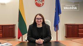 Išbandymas valdžia: ministrės E.Dobrovolskos atkirtis dvejojantiems kompetencija ir apie stipendijas studijuojantiems kaliniams