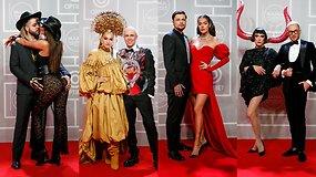 Lyg Holivude: ant M.A.M.A 2020 raudono kilimo – pribloškiantys įvaizdžiai, bučiniai ir ryškiausios žvaigždės