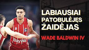 Europos Westbrookas: labiausiai patobulėjęs Eurolygos žaidėjas