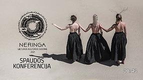 Neringos – Lietuvos kultūros sostinės 2021 pristatymas
