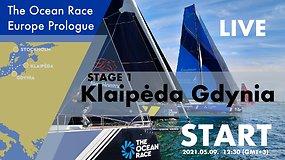 """The Ocean race"": Klaipėda – Gdynia"