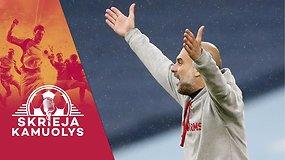 """""""Skrieja kamuolys"""": V.Čeburinas, išprotėjęs PSG ir """"Real"""" lubos, Anglija, Ispanija, """"Bayern"""" ir J.Nagelsmannas bei """"Juventus"""" pažeminimas"""