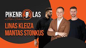 """PIKENROLAS: L.Kleiza ir M.Stonkus – apie """"Žalgirio"""" rekonstrukciją ir epinius šventimus"""