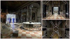 """Iš Venecijos architektūros bienalės. Įspūdžiai iš Lietuvos paviljono """"Planeta iš žmonių"""""""