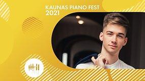 Kaunas piano fest 2021 | Aleksandrs Kalejs