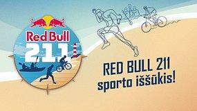 RED BULL 211 – multisporto estafetė Kuršių nerijoje