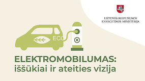 Elektromobilumas: iššūkiai ir ateities vizija