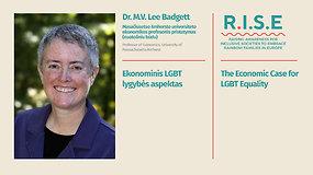 Ekonominis LGBT lygybės aspektas (anglų k.)