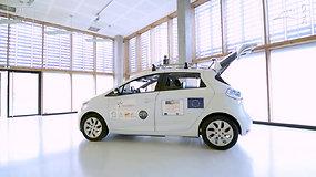 """""""Galileo"""" navigacija prisidės prie autonominių automobilių pozicijos nustatymo tikslumo"""