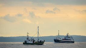 """""""Galileo"""" Paieškos ir Gelbėjimo Operacijos jūroje"""