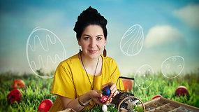 Tobulas margutis ant jūsų stalo: patarimai, kaip marginti kiaušinius vašku