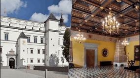 """Muziejų dienos proga – virtuali ekskursija po Valdovų rūmus: """"Atkurti istoriniai interjerai"""""""