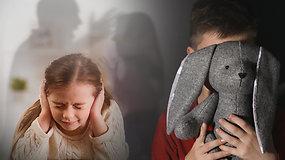 Vaikų gynimo diena: problemas šeimoje išduoda ne tik mėlynės – kas atsakingas už vaikų gerovę?