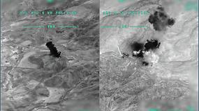 Turkija bombardavo kurdų kovotojų bazes šiaurės Irake