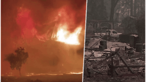 Išaiškinta didžiausią žalą Kalifornijos istorijoje sukėlusio gaisro kaltininkė – gamtinių dujų ir elektros tiekimo įmonė