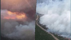 Turkijos miškuose įsiplieskė gaisrai: šimtai ugniagesių gelbėtojų pasitelkė net lėktuvus ir sraigtasparnius