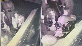 Mios incidentas naktiniame klube