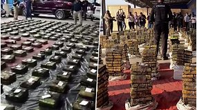 Konfiskavo rekordinę narkotikų siuntą, paslėptą anglies talpyklose – vertė siekia 500 mln. dolerių