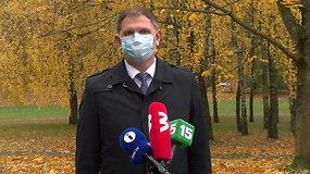 Kaip keisis Vilniaus miesto klinikinės ligoninės darbas COVID-19 akivaizdoje?