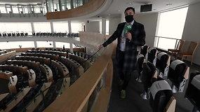 15/15: Kraustynės Seime. Kabinetus palieka neperrinkti parlamentarai, naujieji – renkasi kur geriau