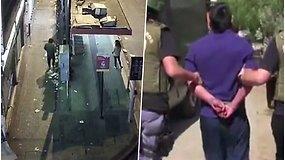 Policija susekė įtariamą serijinį žudiką, kuris kaltinamas 8 žmonių nužudymu