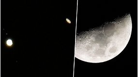 Danguje pasirodęs reginys žvaigždžių stebėtojams užgniaužė kvapą – tai  įvyksta kartą per 800 m.