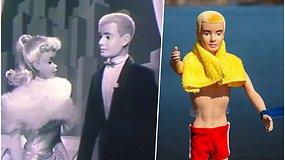 Legendinės lėlės Barbės vaikinas Kenas atšventė 60 m. jubiliejų – kaip kito jo įvaizdis?