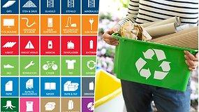 Lietuva žada įsivesti naują atliekų rūšiavimo ženklinimo sistemą  – kaip ji veiks?