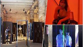Trečioji diena Architektūros bienalėje