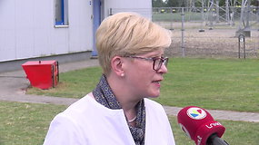 I.Šimonytė: nelegalūs migrantai iš Baltarusijos – keršto akcija už bendrą ES poziciją