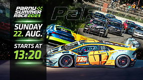 """""""Parnu Summer Race"""" 2021 (II diena)"""