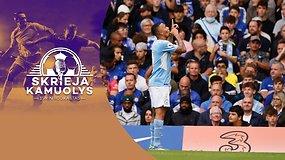 """""""Skrieja kamuolys"""": kam tos taisyklės, japonas Marijampolėje, nusodinta """"Chelsea"""", NLD ir Jose prieš Maurizio"""