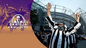 """""""Skrieja kamuolys"""": stadionas, ilgai laukta pergalė, Prancūzijos jėga ir Saudo Arabijos investicijos"""