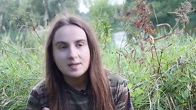 Aplinkos apsaugos inspektorė Raimonda Trukanavičiūtė apie pasalą brakonieriams