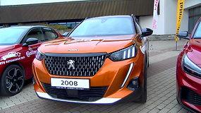 """Konkurse """"Lietuvos metų automobilis 2021"""" – 30 pretendentų, iš kurių net 10 yra elektriniai"""