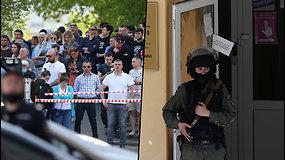 Tragedija Rusijos mokykloje: ginkluotas 19-metis pradėjo šaudynes – žuvo 7 vaikai ir mokytoja