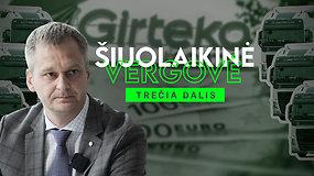 """Dėl vairuotojų darbo sąlygų kritikuojama """"Girteka"""" algų tvarkos keisti nežada: viskas pagal taisykles, ukrainiečiai ir baltarusiai patenkinti (3 dalis)"""