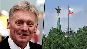 Kremlius apie Europos planą vengti Baltarusijos oro erdvės: neadekvatūs kaltinimai turi savo vietą