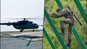 """Rusijos ir Baltarusijos kariai dalyvaus jungtinėse karinėse pratybose """"Zapad-2021"""""""