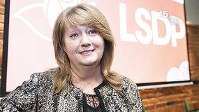 15/15: kur LSDP nuves naujoji pirmininkė V.Blinkevičiūtė?