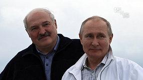 15/15: naujos sankcijos Baltarusijai – režimas vėl lipa sausas iš balos?