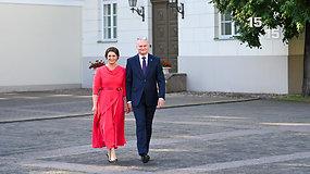 15/15: dveji metai prezidento poste: G.Nausėda skaldo ar vienija Lietuvą?