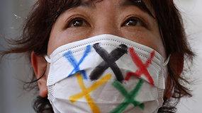 15min iš Tokijo: Olimpiadoje daugėja COVID-19 susirgusių sportininkų,  didėja visuomenės nepasitenkinimas