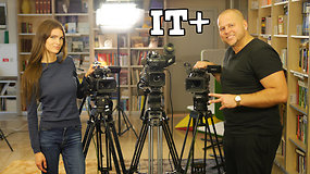 IT+: Televizijos evoliucija nuo 1925 m. iki dabar. Lietuvoje išmanioji televizija atsisiunčiama internetu.