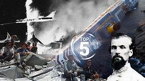 Pasaulį sudrebinusių penktadienio 13 d. įvykių TOP 5: nuo aviakatastrofų iki mįslingų mirčių