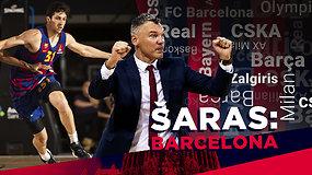 """Septintoji iš eilės """"Barça"""" pergalė. Bolmaro sprendimas, katalonų prognozės Eurolygos finalui ir Š.Jasikevičiaus dilema"""