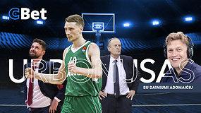 """""""urBONUSas"""": M.Grigonio akcijos, vainikai """"Rytui"""", Eurolygos mainai ir lietuviai NBA"""