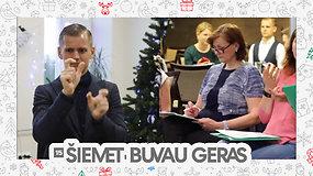 """Lietuvos kurčiųjų draugijos prezidentas K.Vaišnora: """"Jei visi girdintieji išmoktų gestų kalbą, kurtumas visuomenėje nebebūtų laikomas negalia"""""""