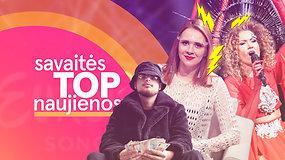 """Dramos """"Eurovizijoje"""" ir skandalą sukėlusi suktinė"""
